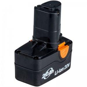 Akumulátor 20V 2,0Ah Li-Ion Narex AP 202 65405333