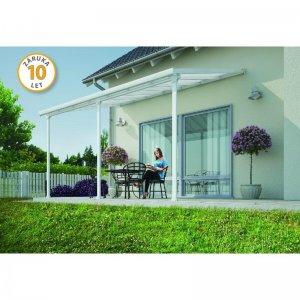 Pergola Palram Sierra 4200 bílá 3 x 4,25