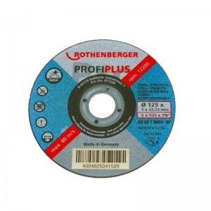 Řezací kotouče INOX Profi Plus 230x1,9x22mm ROTHENBERGER 71559