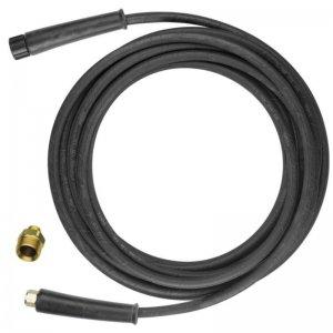 Zesílená tlaková hadice 8 m pro vysokotlaký čistič Cleancraft HDR-K 48