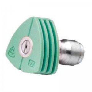 Zelená tryska pro vějířový paprsek, 25° pro vysokotlaký čistič Cleancraft HDR-K 90
