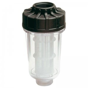Vodní filtr S pro vysokotlaké čističe Cleancraft HDR-K