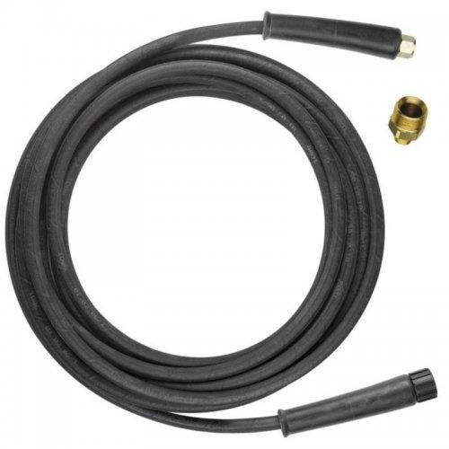 Zesílená tlaková hadice 15 m pro vysokotlaký čistič Cleancraft HDR-K 90