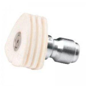 Bílá tryska pro vějířový paprsek, 40° pro vysokotlaký čistič Cleancraft HDR-K 90