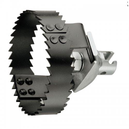 Dvoubřitý řezací prstenec na čištění potrubí 90x85mm spojka 22mm ROTHENBERGER