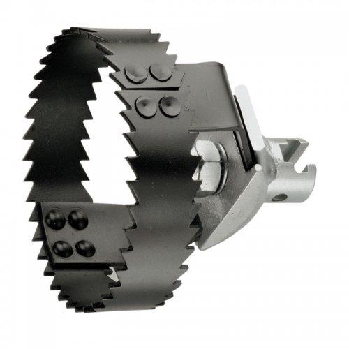 Dvoubřitý řezací prstenec na čištění potrubí 90x90mm spojka 32mm ROTHENBERGER