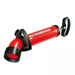 Profesionální sací a tlaková čistička ROTHENBERGER ROPUMP® SUPER PLUS
