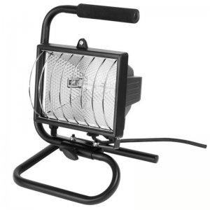 Světlo halogenové 500W přenosné s podstavcem EXTOL CRAFT 82789