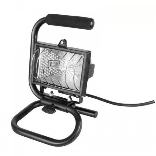 Světlo halogenové 150W přenosné s podstavcem EXTOL CRAFT 82788