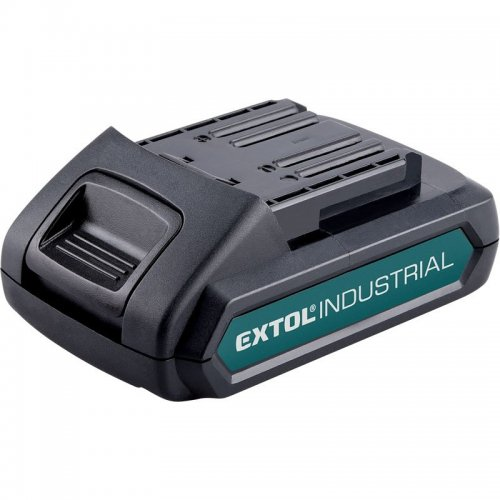 Akumulátor 18V 2,0 Ah EXTOL INDUSTRIAL 8791110B