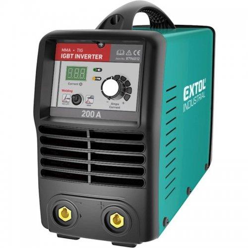 Svařovací invertor EXTOL INDUSTRIAL 200A Smart 8796012