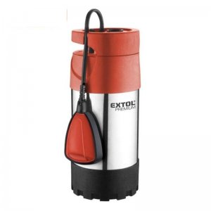 Ponorné čerpadlo elektrické INOX EXTOL PREMIUM SPF 1000 G4 8895008