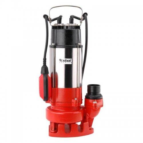 Kalové čerpadlo ponorné elektrické EXTOL PREMIUM 8895001