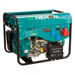 Benzínová a plynová elektrocentrála HERON LPGG 43-3F 8896319