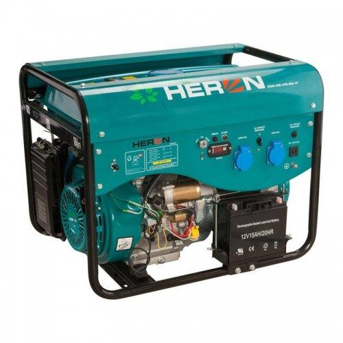 Benzínová a plynová elektrocentrála HERON 8896318