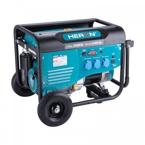 Benzínová elektrocentrála HERON 8896413