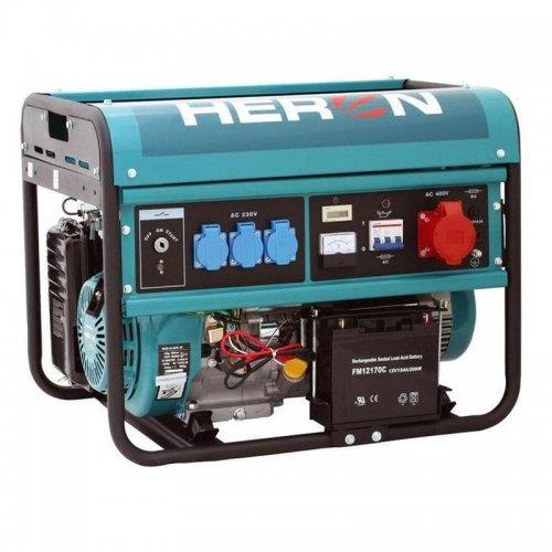 Benzínová elektrocentrála HERON EGM 60 AVR-3E