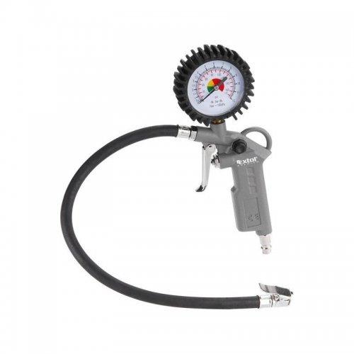 Plnič pneumatik s manometrem EXTOL PREMIUM 8865064