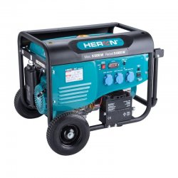 Benzínová elektrocentrála HERON 8896415