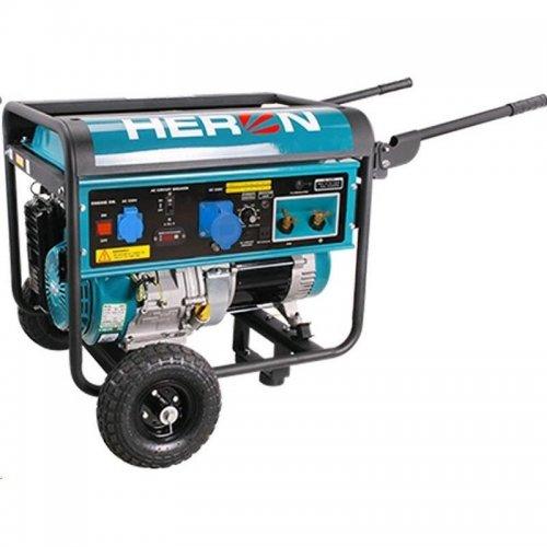 Benzínová elektrocentrála se svářečkou HERON EWH 220 8896310