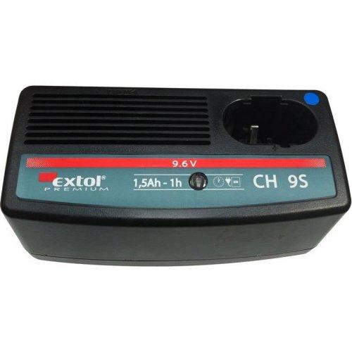 Nabíječka 9,6V EXTOL PREMIUM 8891103H