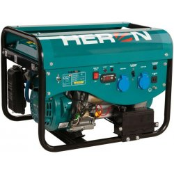 Benzínová a plynová elektrocentrála HERON LPGG 22 8896317