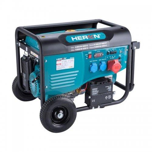 Benzínová elektrocentrála HERON 8896420