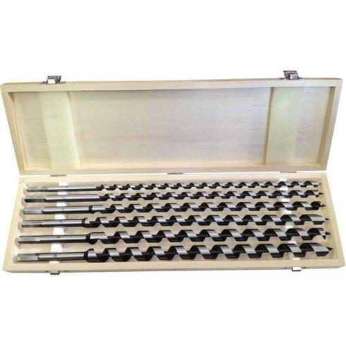 Vrtáky hadovité do dřeva sada 6ks 10-12-14-16-18-20x460mm EXTOL PREMIUM 8801292