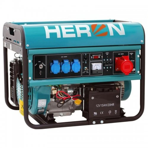Benzínová elektrocentrála HERON EGM 68 AVR-3E