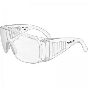 Brýle ochranné polykarbonát univerzální velikost EXTOL CRAFT 97302
