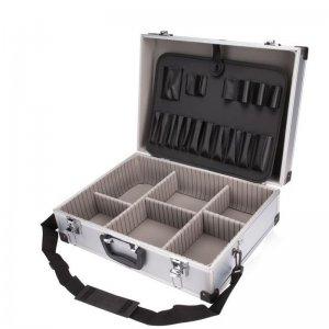 Kufr na nářadí hliníkový 460x330x150mm 9703