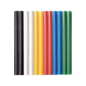 Tavné tyčinky mix barev průměr 7,2x100mm 12ks EXTOL CRAFT 9908
