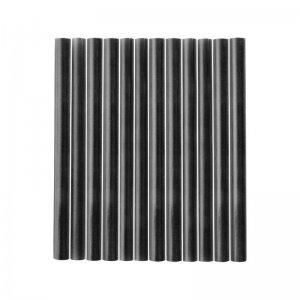 Tavné tyčinky černé průměr 7,2x100mm 12ks EXTOL CRAFT 9912