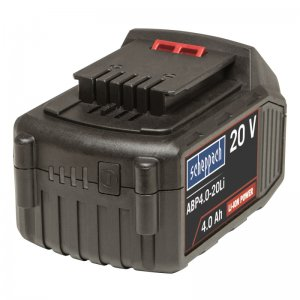 Akumulátor 20V 4,0Ah Li-Ion Scheppach ABP4.0-20Li