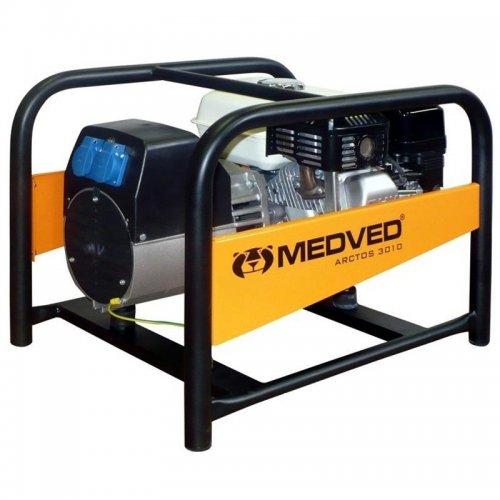 Elektrocentrála MEDVED ARCTOS 3500 H AVR