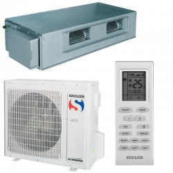 Kanálová klimatizace Inverter SINCLAIR ASD-24AIN