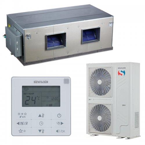 Kanálová vysokotlaková klimatizace SINCLAIR ASDH-96AI