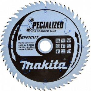 Pilový kotouč Efficut 165x20mm 55T Makita B-57320