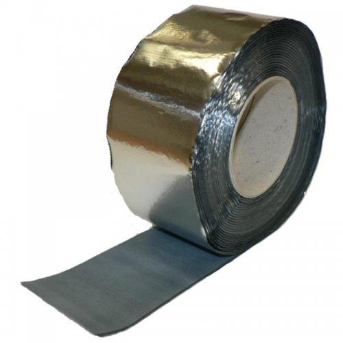 Butylová samolepící páska Soudaband Butyl-Alu 100mm/10m