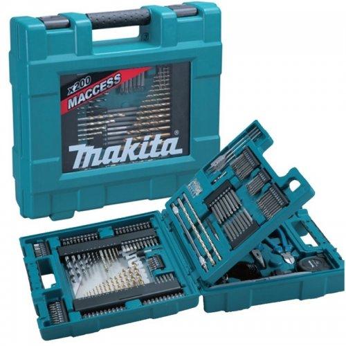 Sada příslušenství 200ks Makita D-37194