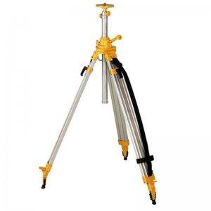"""Hliníkový stativ k laseru 1,15 - 3,0 m, 5/8"""" upínka DeWALT DE0735"""