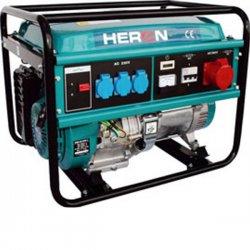 Benzínová elektrocentrála HERON EGM 60 AVR-3 8896112