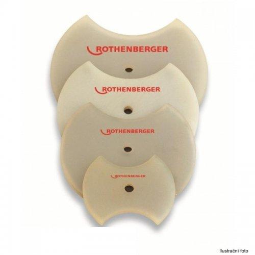 Opěrná deska pro centrování pro průměr 102 mm ROTHENBERGER