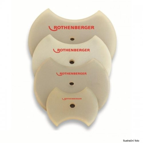 Opěrná deska pro centrování pro průměr 202 mm ROTHENBERGER