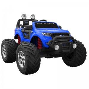 Dětské akumulátorové autíčko FORD RANGER MONSTER TRUCK - BLUE