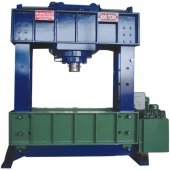 Motorový hydraulický lis Hidroliksan HD/500M 1400x550
