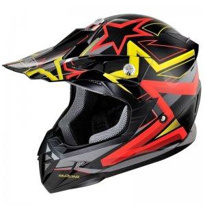 Přilba pro čtyřkolku a motocykl HECHT55915XL