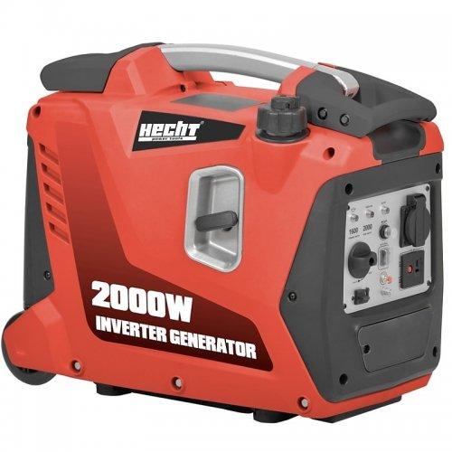 Invertorový generátor HECHT IG 2200