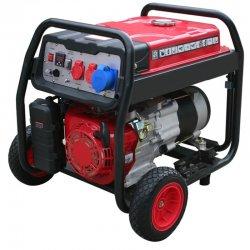 Benzínový generátor HECHT GG 5000