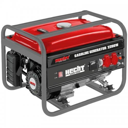 Benzínový generátor HECHT GG 2500